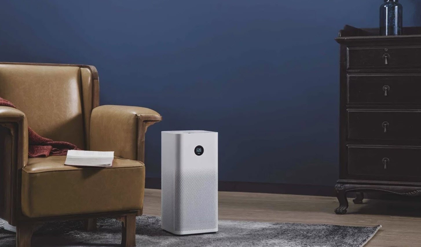 Mi Air Purifier 2S - Who Doesn't Want Fresher Air In Their Home?