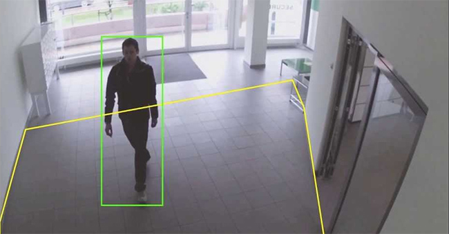 camera motion detection
