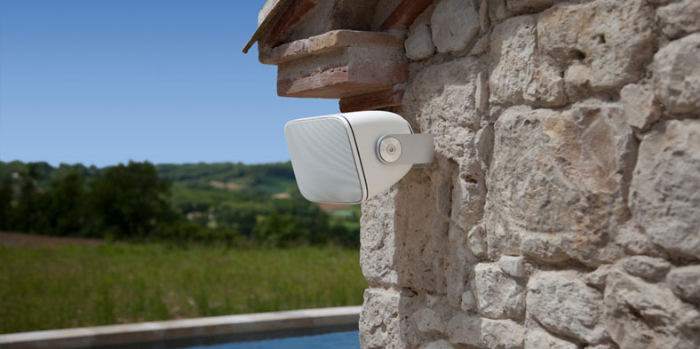 what to look for in outdoor speakers