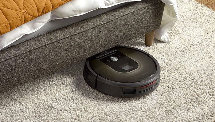 IROBOT ROOMBA E5 Great for carpets and hard floors
