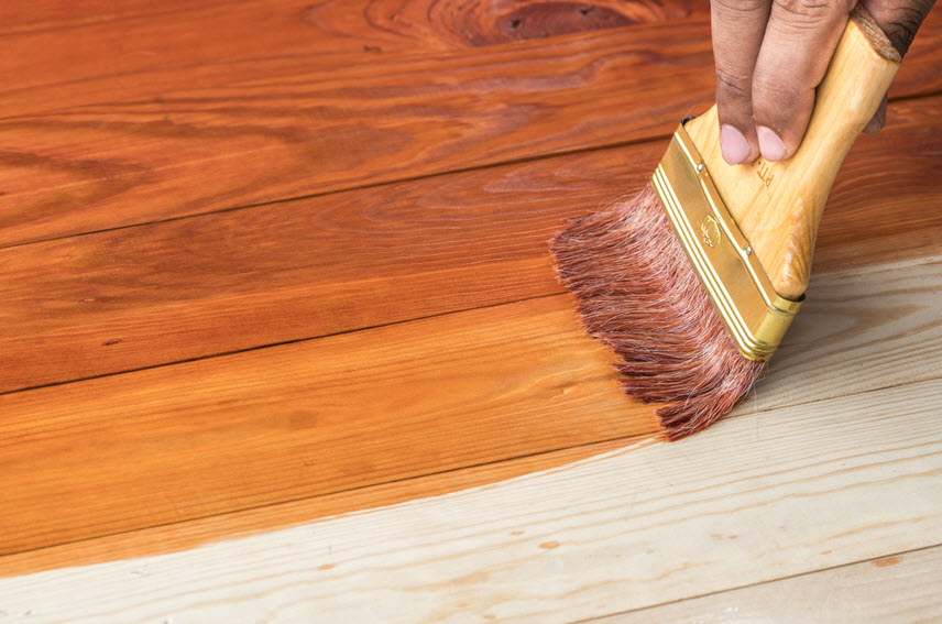 hardwood finishes