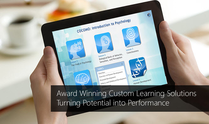 Explore Custom ELearning And Training Solutions For Your Business
