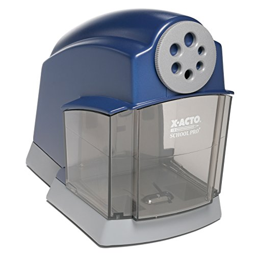 X-Acto School Pro Heavy-Duty Electric Sharpener review