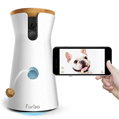 Furbo Dog Camera: Treat Tossing, Full HD Wi-Fi Pet Camera and 2-Way Audio, designed for Dogs, Compatible with Alexa (As Seen On Ellen) review