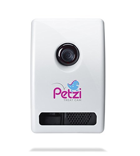 Petzi Treat Cam: Wi-Fi Pet Camera u0026amp; Treat Dispenser review