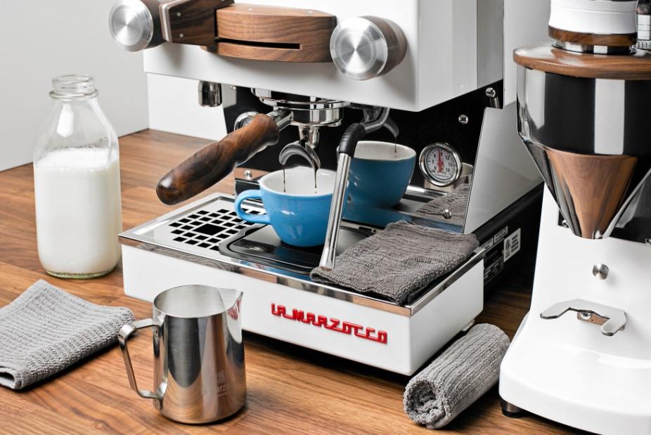 Home Barista Espresso Machine