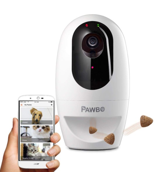 Review of Pawbo Life Pet Camera Wi-Fi HD Video with 2-Way Audio
