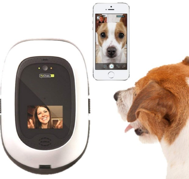 Review of PetChatz HD- Two-way premium audio/HD video pet treat camera w/ DogTV