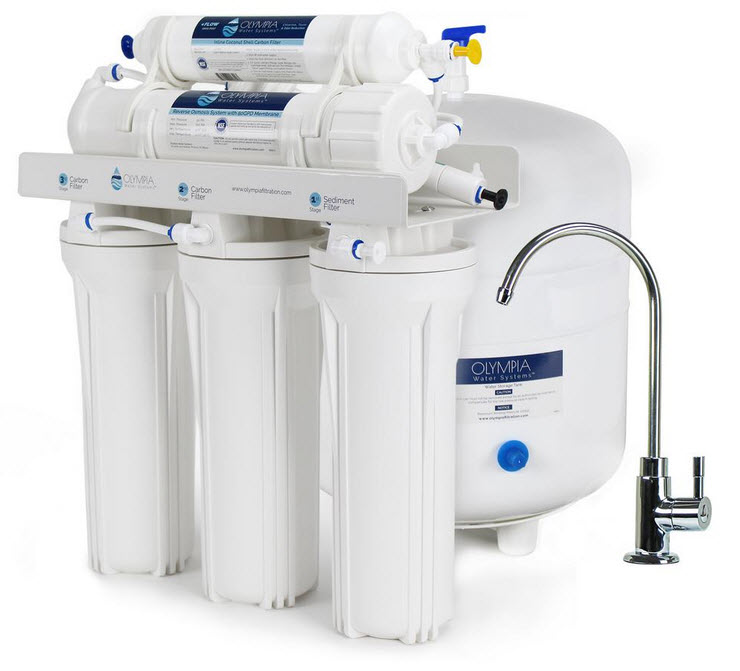 complete reverse osmosis water filter