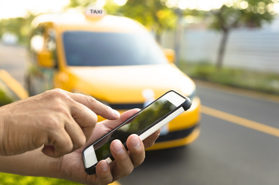 taxi and taxi app