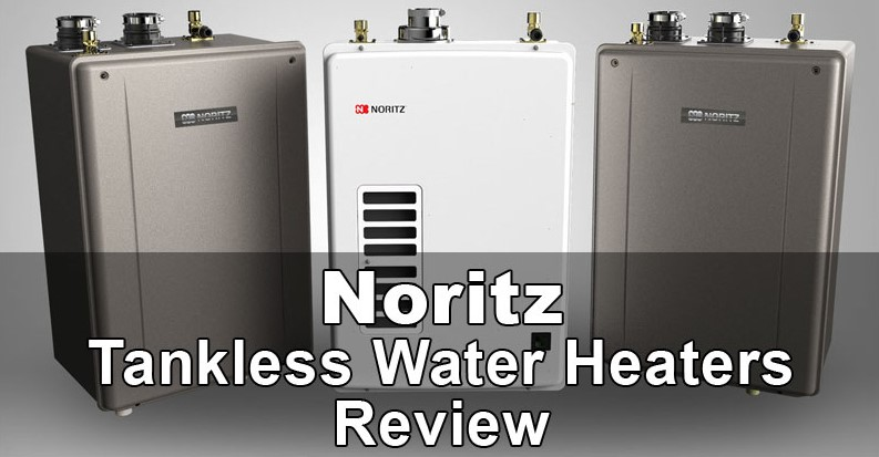 3 Noritz Tankless Water Heaters