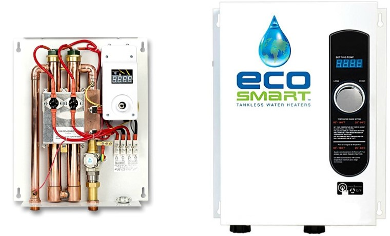 Electric Tankless Water Heaters –The Pros and Cons to Help You Decide