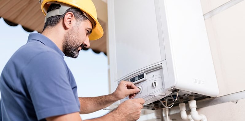 flushing the electric tankless water heater