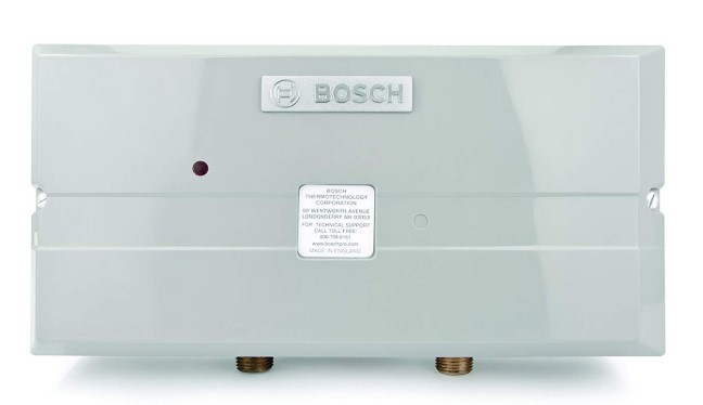 Review of Bosch Electric Tankless Water Heater 3.4kW