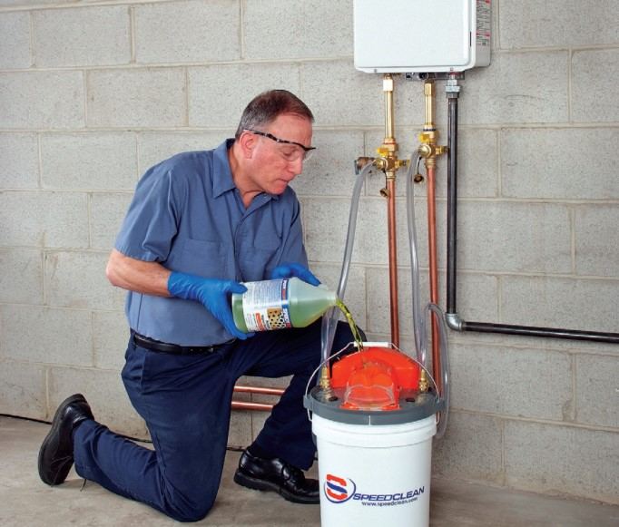 Cleaning A Tankless Water Heater