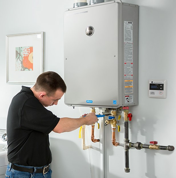 Rinnai Tankless Water Heater In 9 Steps