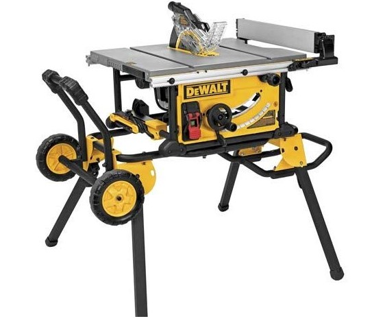 Review of DEWALT 10-Inch Table Saw, 32-1/2-Inch Rip Capacity (DWE7491RS)