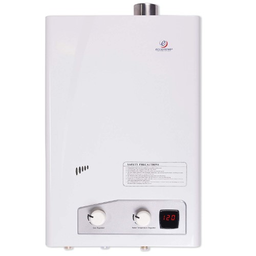 Review of Eccotemp FVI12-LP Liquid Propane Gas Tankless Water Heaters