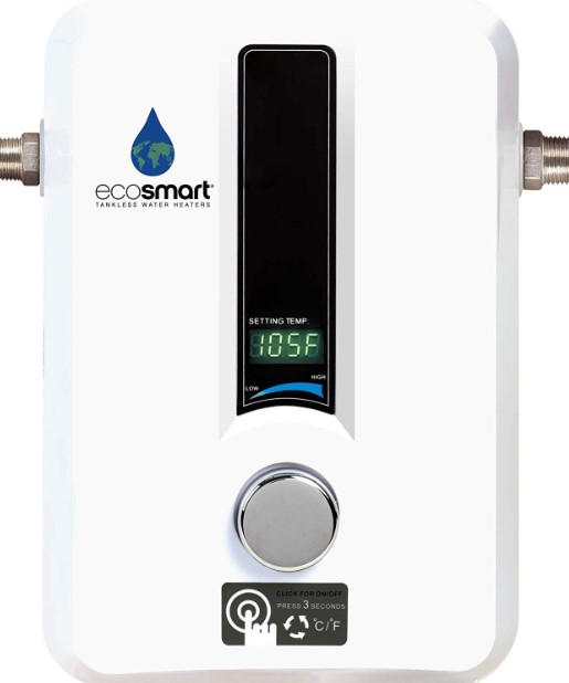 Review of EcoSmart ECO 11 Electric Tankless Water Heater