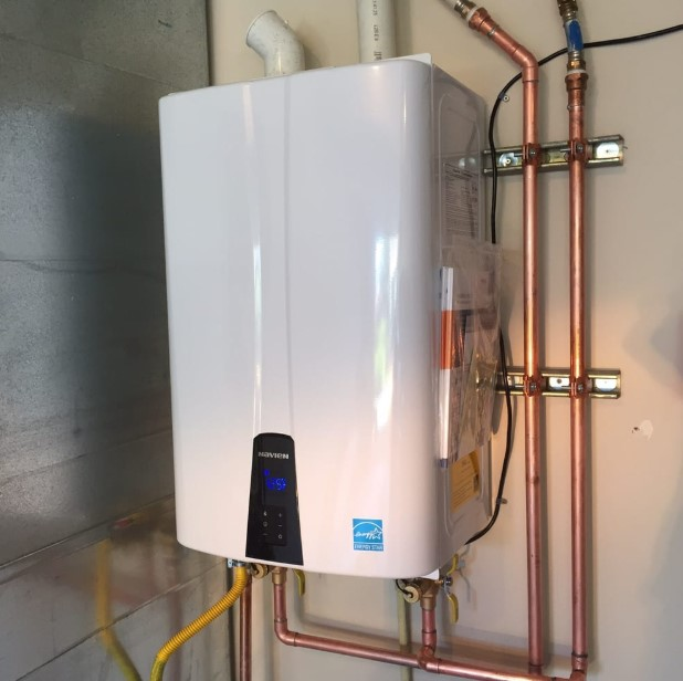 Clean A Navien Tankless Water Heater