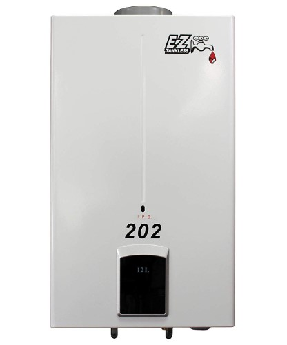 Review of Portable Propane Tankless Water Heater-EZ 202