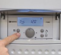 How to Reset a Noritz Tankless Water Heater