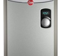 Review of Rheem 240V 2 Heating Chambers RTEX-18 Residential Tankless Water Heater