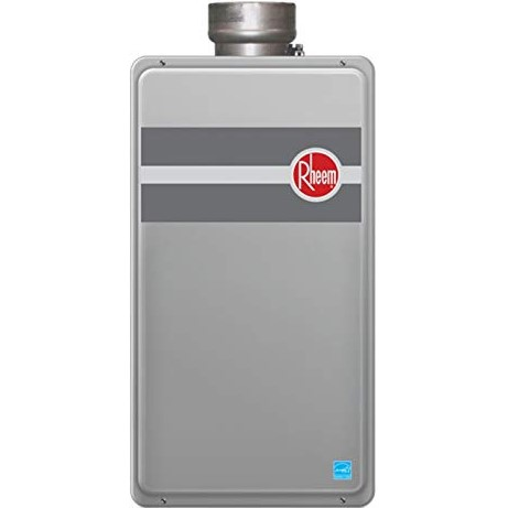 Review of Rheem RTG-84DVP Low Nox Direct Vent Tankless Water Heater Liquid Propane Energy Star 8.4 GPM