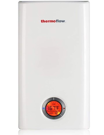 Review of Thermoflow Elex 24 Tankless Water Heater Electric