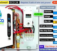 How Many Amps Does a Tankless Water Heater Use