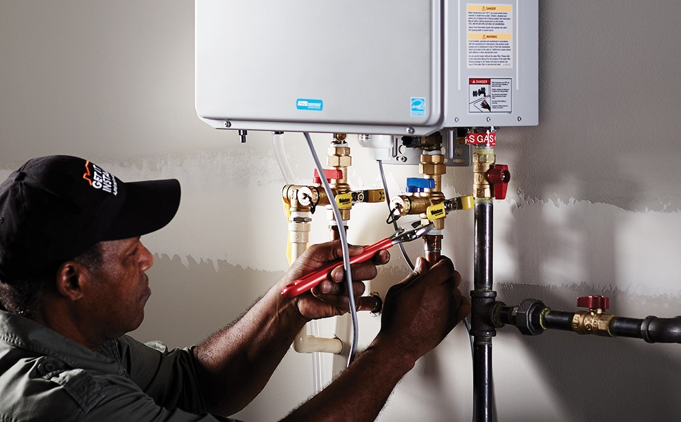 How Much Does It Cost to Install a Tankless Water Heater
