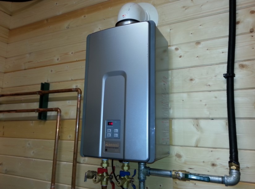 How Many Watts Does A Tankless Water Heater Use
