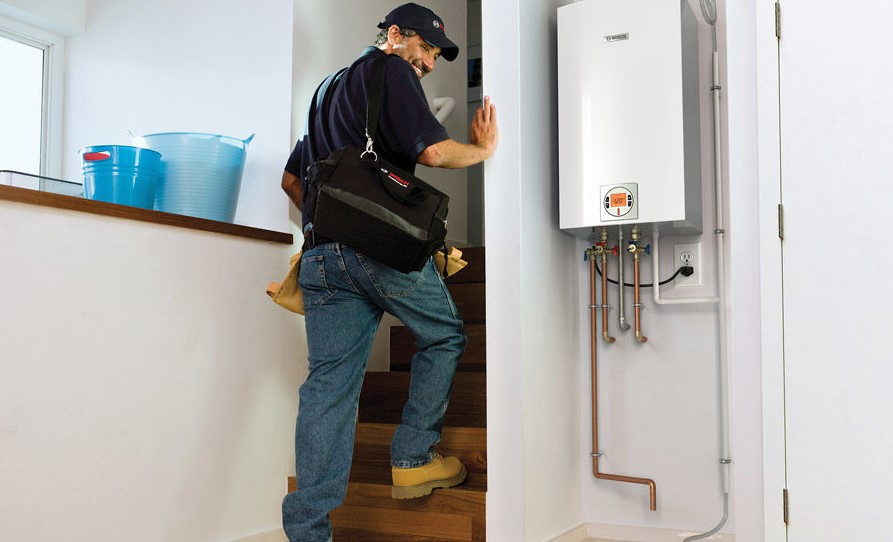 How Long Does It Take to Install A Tankless Water Heater