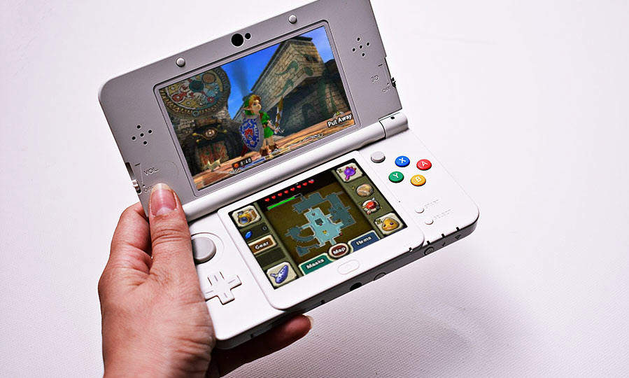Play DS ROMs on 3DS