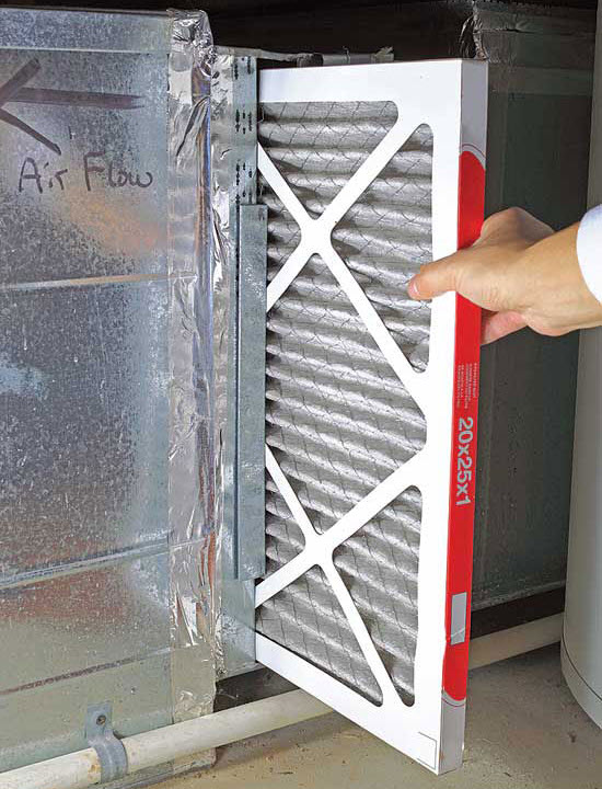 Goodman Furnace Filter Replacement & Air Filters