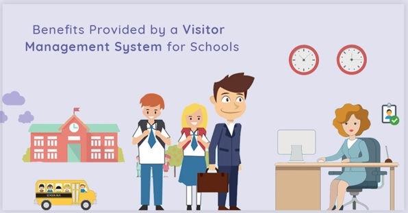 Changes Schools Should Make About Visitor Check-In When They Re-Open