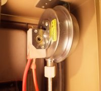 Ducane Furnace Pressure Switch Problem