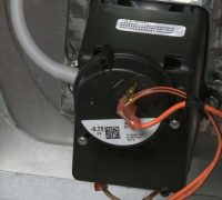 Luxaire Furnace Pressure Switch Stuck Open