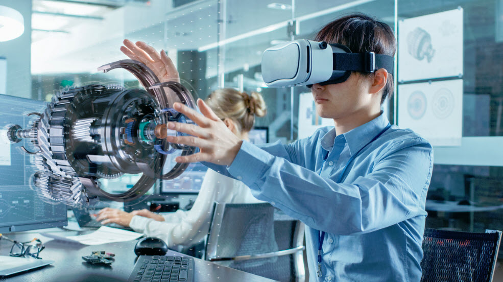 benefits of virtual reality for industry
