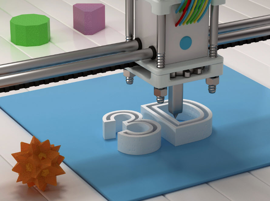 what is 3d printing and how it works