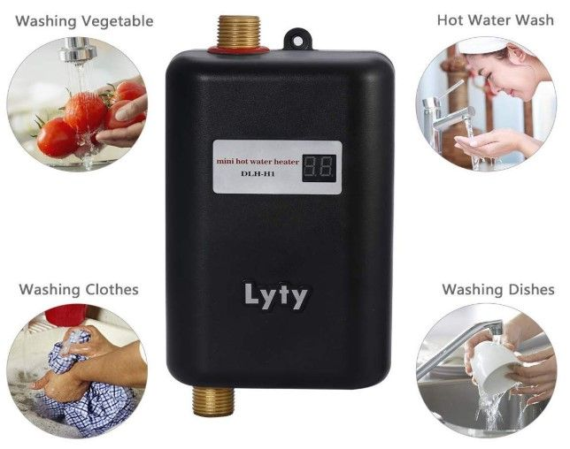 Review of Lyty Mini Instant Water Heater Electric Under Sink